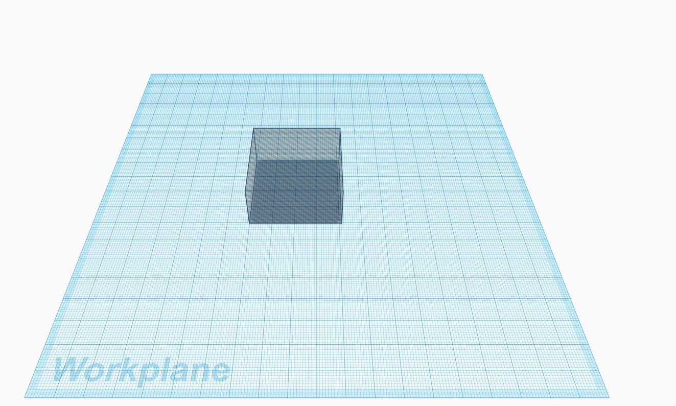 Example TinkerCAD Model